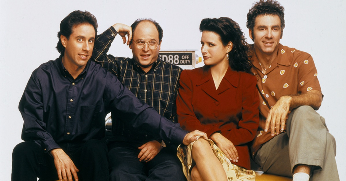 Seinfeld chegará à Netflix Brasil em outubro; veja o que mais