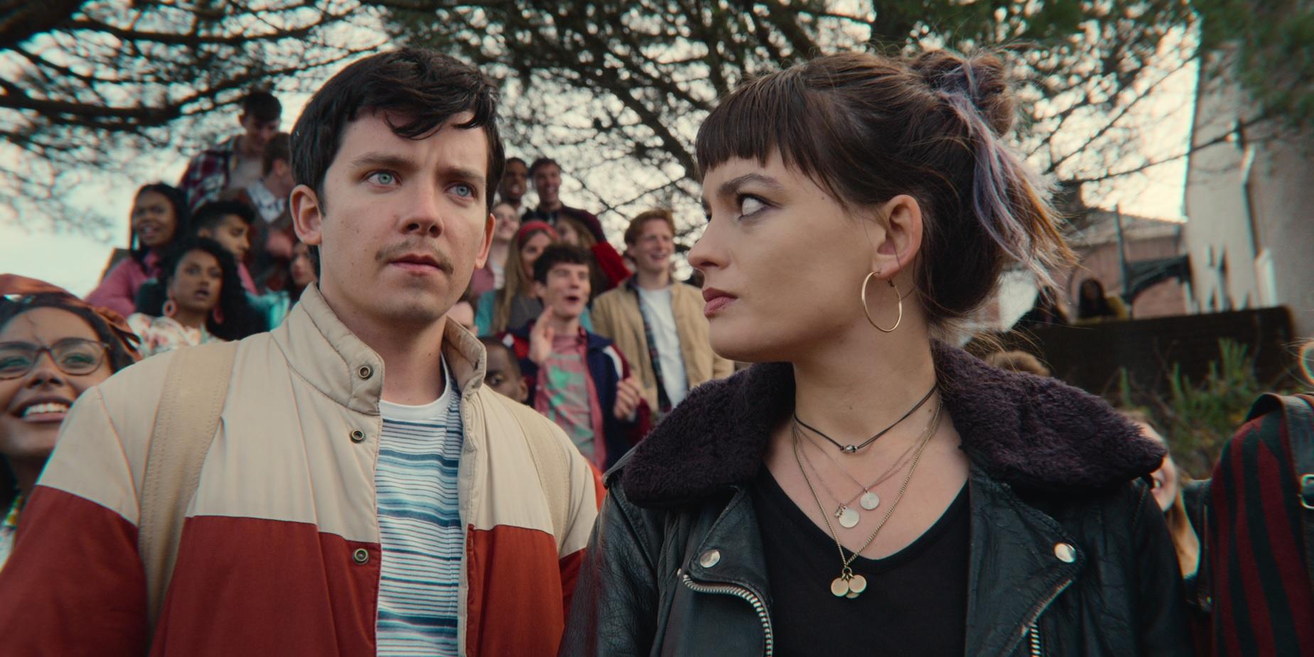 Otis e Maeve parecem se reaproximar em trailer de Sex Education